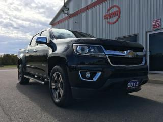 Used 2015 Chevrolet Colorado 4WD LT for sale in Tillsonburg, ON