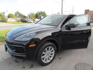 Used 2019 Porsche Cayenne NAVIGATION PANORAMIC PWR LIFT++ for sale in North York, ON