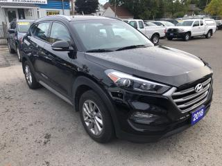 Used 2018 Hyundai Tucson Premium, all wheel drive for sale in St Catharines, ON