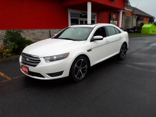 Used 2014 Ford Taurus SEL for sale in Cornwall, ON