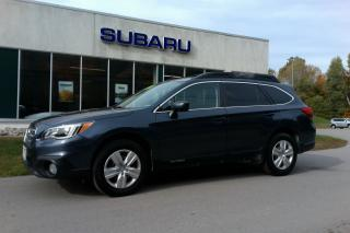 Used 2016 Subaru Outback 2.5i for sale in Minden, ON