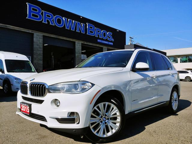 2015 BMW X5 xDrive35d, LOCAL & LOADED FOR YOU
