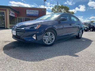 Used 2019 Hyundai Elantra Preferred for sale in Windsor, ON
