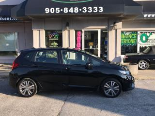 Used 2015 Honda Fit EX for sale in Mississauga, ON