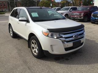Used 2014 Ford Edge SEL | AWD | Panoramic Roof for sale in Harriston, ON