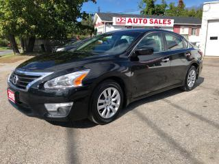 Used 2015 Nissan Altima 2.5 CVT/1 Owner/Automatic/ComesCertified/Bluetooth for sale in Scarborough, ON