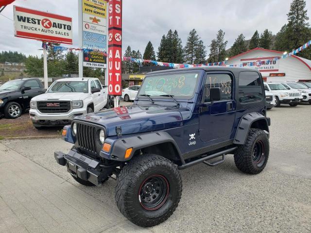 2002 Jeep TJ Sport