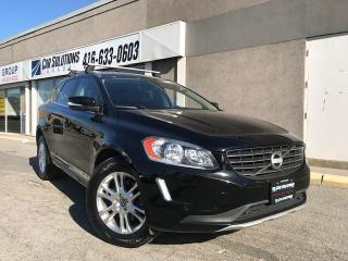 Used 2014 Volvo XC60 3.2 Leather-sunroof-camera for sale in Toronto, ON