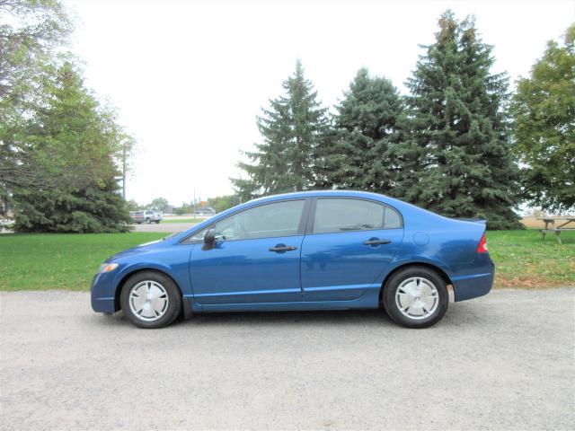 2011 Honda Civic DX-G