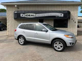 Used 2010 Hyundai Santa Fe SPORT for sale in Mount Brydges, ON
