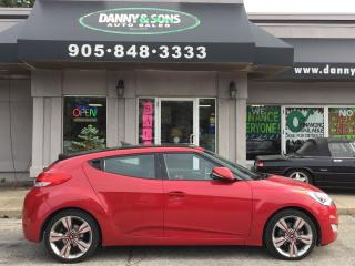 Used 2014 Hyundai Veloster w/Tech for sale in Mississauga, ON