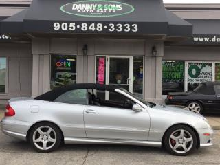 Used 2008 Mercedes-Benz CLK 3.5L for sale in Mississauga, ON