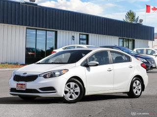 Used 2016 Kia Forte LX,ECO,BLUETOOTH,USB for sale in Barrie, ON