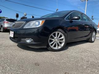 Used 2013 Buick Verano Leather for sale in Windsor, ON