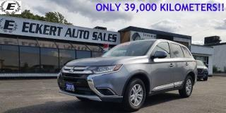 Used 2018 Mitsubishi Outlander ES ALL WHEEL DRIVE!! for sale in Barrie, ON