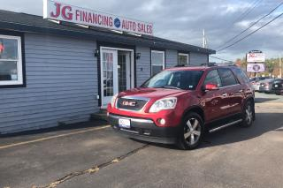 Used 2012 GMC Acadia SLT for sale in Millbrook, NS