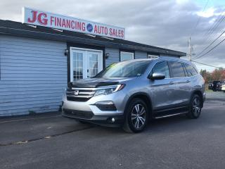 Used 2016 Honda Pilot for sale in Millbrook, NS