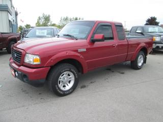 Used 2008 Ford Ranger SPORT for sale in Hamilton, ON