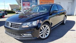 Used 2016 Volkswagen Passat HIGHLINE for sale in Mississauga, ON
