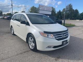 Used 2013 Honda Odyssey Touring for sale in Komoka, ON