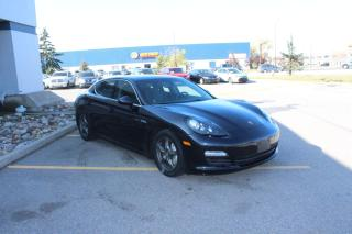 Used 2012 Porsche Panamera S Hybrid for sale in Calgary, AB