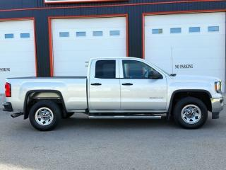 Used 2017 GMC Sierra 1500 4X4 DOUBLE CAB for sale in Jarvis, ON