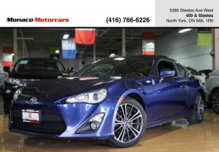 Used 2016 Scion FR-S AUTO - BACKUP CAMERA|BLUETOOTH AUDIO|TOUCH DISPLAY for sale in North York, ON