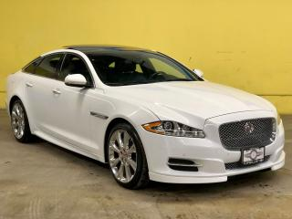 Used 2015 Jaguar XJ Premium Luxury, Sport pkg, Only 33K for sale in Vaughan, ON