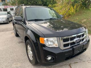 Used 2009 Ford Escape XLT/Leather /Sunroof /Alloy Wheels for sale in Toronto, ON