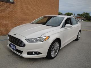 Used 2014 Ford Fusion SE AWD REVERSE CAMERA NAVIGATION for sale in Oakville, ON