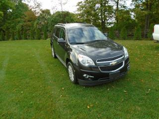 Used 2012 Chevrolet Equinox 1LT for sale in Durham, ON