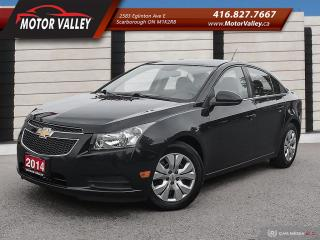 Used 2014 Chevrolet Cruze 1LT No Accident - Clean Car! for sale in Scarborough, ON