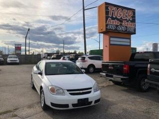 Used 2005 Chevrolet Cobalt LS**AUTO**POWER OPTIONS*ONLY 158KMS**AS IS SPECIAL for sale in London, ON