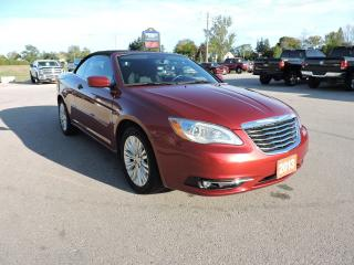 Used 2013 Chrysler 200 Touring. Full power group. Only 67000 km for sale in Gorrie, ON