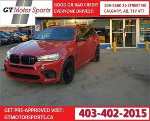 Used 2015 BMW X5 M AWD for sale in Calgary, AB