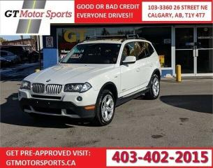 Used 2010 BMW X3 30i for sale in Calgary, AB