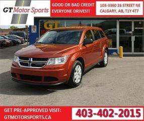 Used 2014 Dodge Journey Canada Value Pkg for sale in Calgary, AB