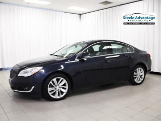 Used 2015 Buick Regal Turbo Premium Heated Leather, Sunroof and More! for sale in Dartmouth, NS