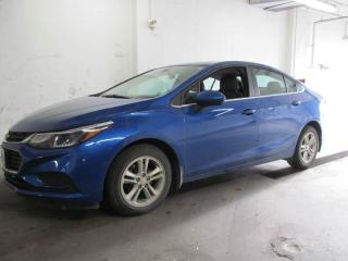 Used 2017 Chevrolet Cruze LT - Alloys, Bluetooth, Backup Camera and 0% Financing!! for sale in Dartmouth, NS