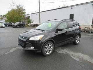 Used 2015 Ford Escape SE LEATHER SUNROOF NAVI for sale in Halifax, NS