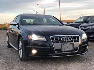 Used 2011 Audi S4 Premium Plus for sale in Oakville, ON
