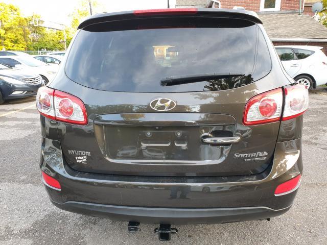 2011 Hyundai Santa Fe Limited w/Navi Photo7