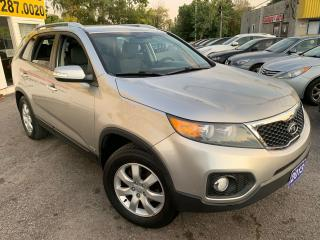 Used 2013 Kia Sorento AWD/ 7 SEATER/ PWR GROUP/ ALLOYS/ LIKE NEW! for sale in Scarborough, ON