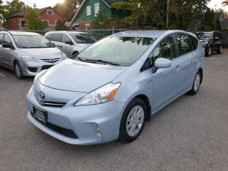 Used 2013 Toyota Prius v for sale in Brampton, ON
