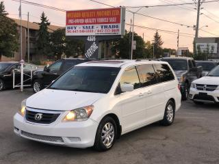 Used 2010 Honda Odyssey EX-L,8 passenger for sale in Toronto, ON