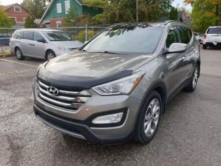 Used 2014 Hyundai Santa Fe Sport Limited for sale in Brampton, ON