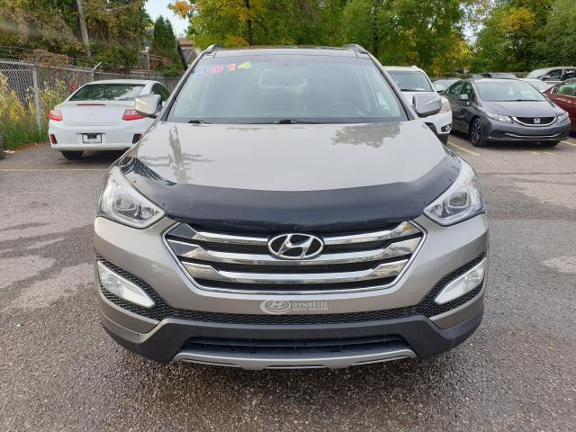 2014 Hyundai Santa Fe Sport Limited Photo2