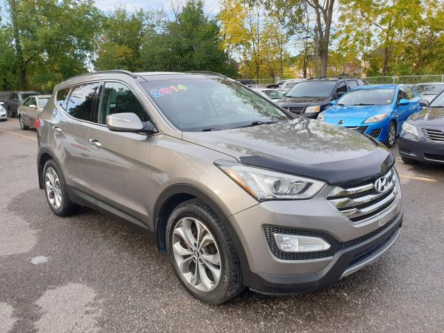 2014 Hyundai Santa Fe Sport Limited Photo3