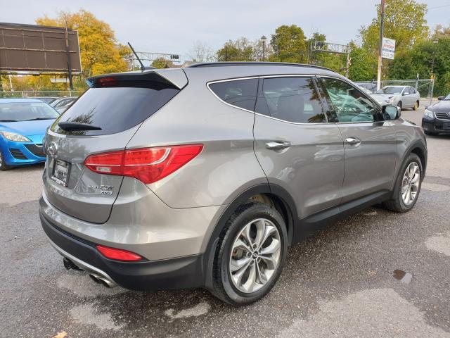 2014 Hyundai Santa Fe Sport Limited Photo6