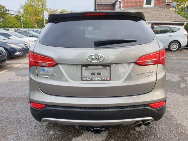 2014 Hyundai Santa Fe Sport Limited Photo7